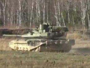Танк Т-90МС новой модернизацией специально для «IDEX-2019»