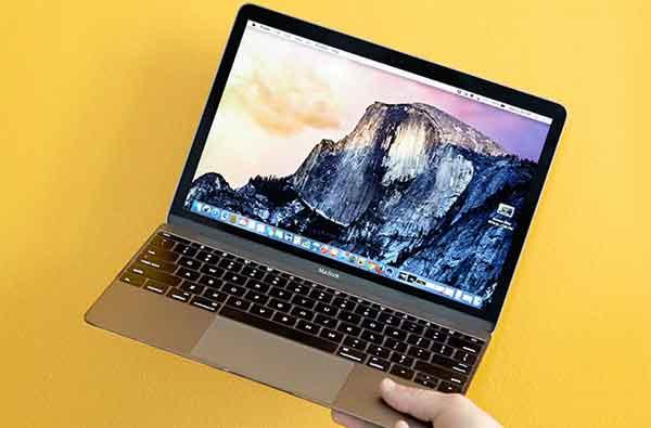 Apple 12 MacBook - ноутбук для миллениалов