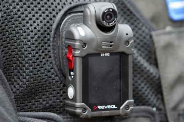 Нательная видеокамера REVEAL RS2-X2