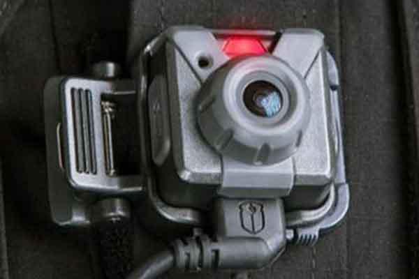 Нательная видеокамера модель WatchGuard Video Vista XLT