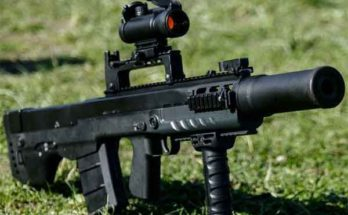 «ШАК-12» - штурмовой крупнокалиберный автомат против террора