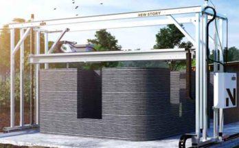 Строительство домов 3D печатью: реальные примеры возведения зданий