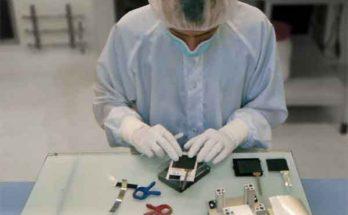 Управляемый литий батарей с полимерным электролитом SEI