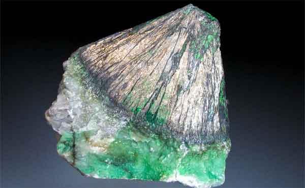 Миллерит - своего рода производная никеля