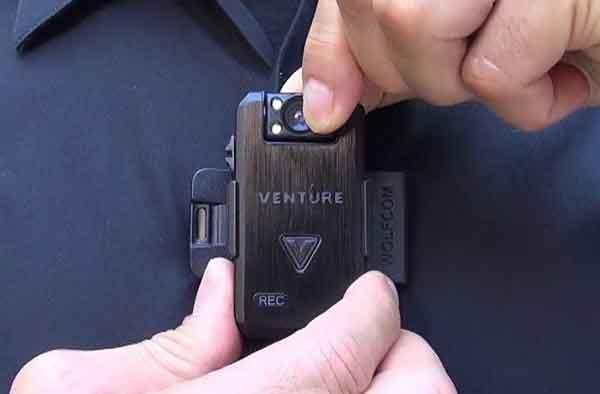 Нательные видеокамеры WOLFCOM Venture