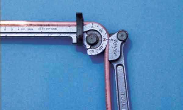 Обработка медной трубы шаг 3