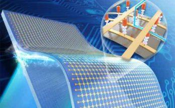 Технология органической фотогальваники для питания «Bluetooth»