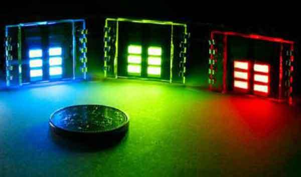 Органические светодиоды для экранов ТВ
