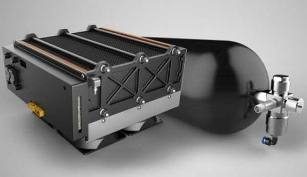 Беспилотные летательные аппараты - набор компонентов топливного элемента