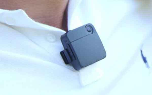 Нательная видеокамера модель WOLFCOM Capture