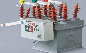 Высоковольтные автоматические выключатели: виды приборов, схемное исполнение, принцип работы