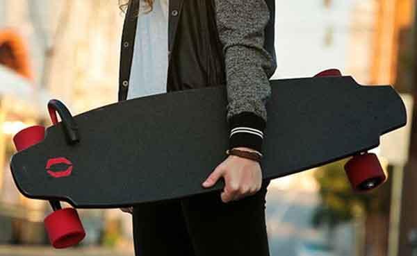 Рейтинг электрических скейтов: модель Blitzart-X-Plore