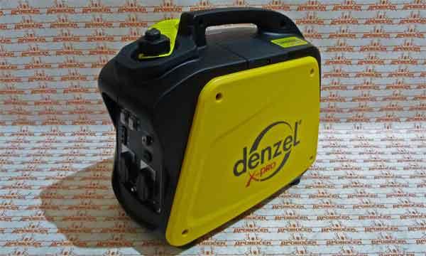 Портативные генераторы - модель Denzel GT 2100i