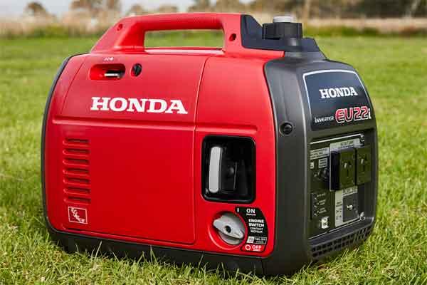 Портативные генераторы - модель Honda EU22i