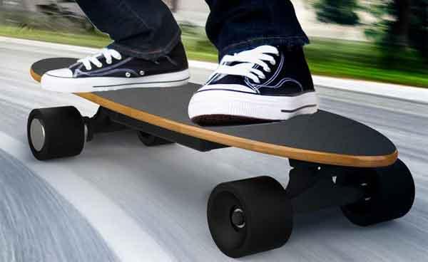 Электрические скейтборды: модель Hover-1 Cruze