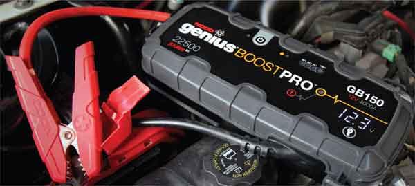Джамп стартер NOCO Genius Boost Pro GB150-4000A