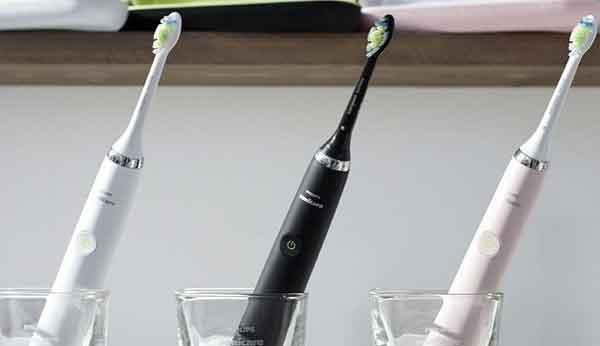 Электрическая зубная щётка Philips Sonicare DiamondClean