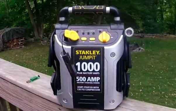 Модель джамп стартера STANLEY J5C09 1000 Peak