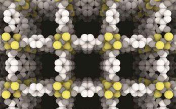 Металлорганические каркасы (MOF - Metal Organic Framework) – что это такое?