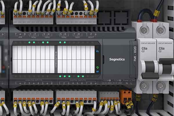 Модуль расширения Segnetics FMR-1020 в системе