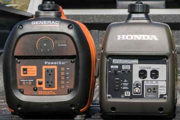 Портативные генераторы электрического тока и рейтинг ТОП-5 моделей