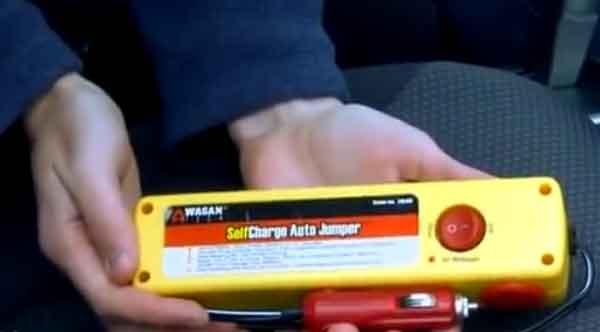 Пусковые устройства для автомобиля через прикуриватель