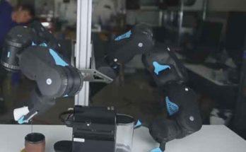 Робот «Enter Blue» создан инженерами Калифорнийского университета