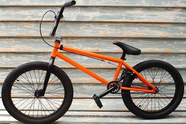 Велосипеды BMX от фирмы Kink