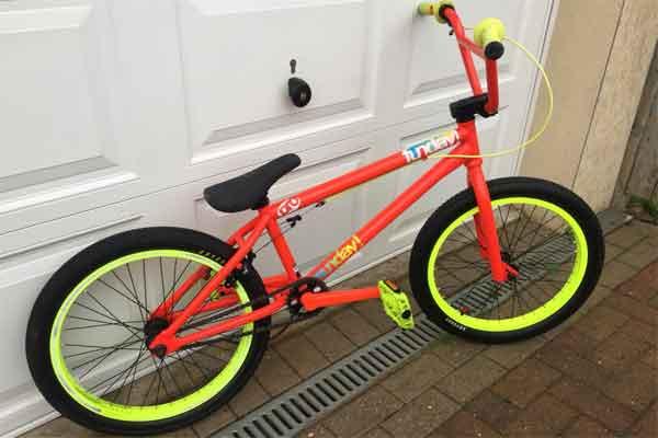 Велосипеды BMX от фирмы Sunday