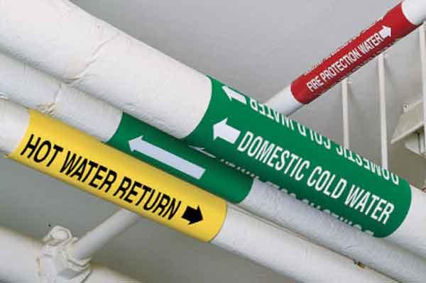 Изоляция труб системы водоснабжения частного дома