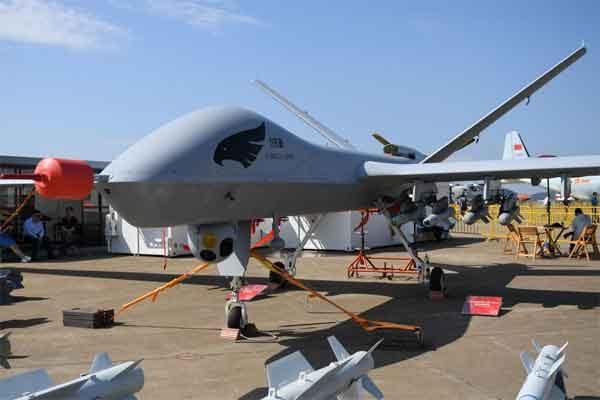 Национальной безопасности США угрожают китайские беспилотники