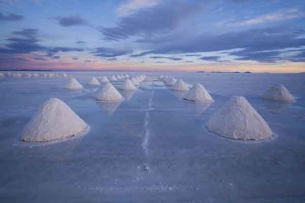 Соль из питьевой воды будут извлекать с помощью новой молекулы