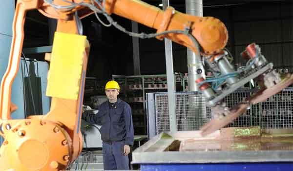 Робот шлифовальщик для современного строительства