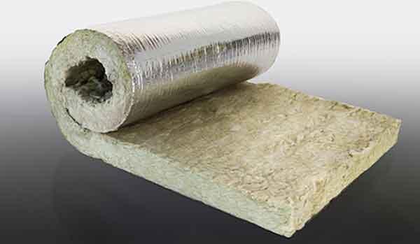 Изоляция труб водоснабжения рулонным материалом