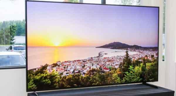 Телевизоры OLED с большим экраном Samsung Q900 8K