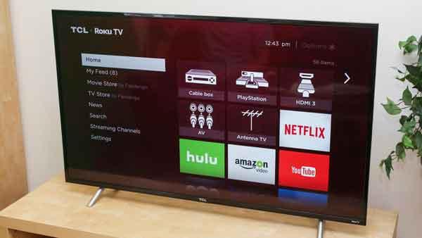 Телевизоры OLED модель TCL75 R617