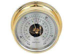 Анероидный барометр: конструкция прибора, принцип работы, исполнение