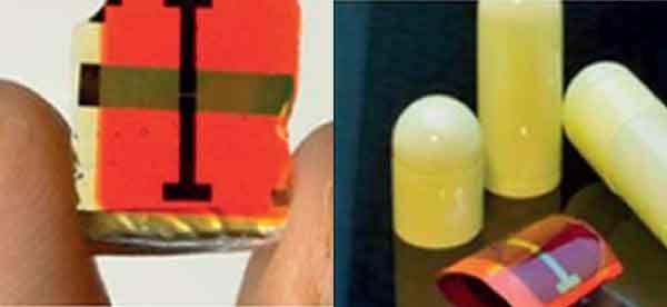 Биосовместимые материалы органической электроники и глюкозные подложки