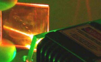 Органические лазерные диоды обещают реализовать учёные