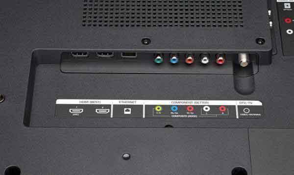 Ремонт телевизоров: отключение HDMI устройств