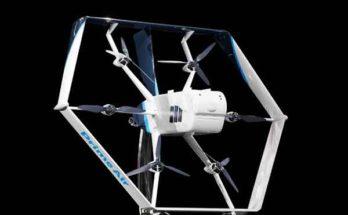 Amazon рассматривает дроны в качестве сервиса доставки товара