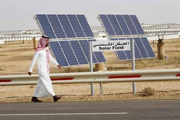 Установка опреснения морской воды от учёных Саудовской Аравии