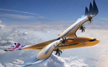 Представлен гипотетический проект «Airbus» под названием «Пернатый хищник»