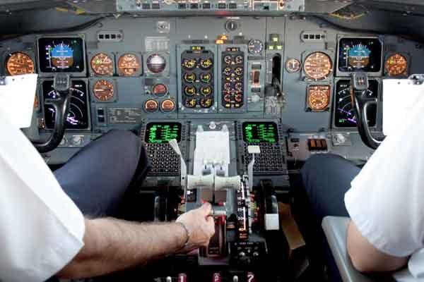 Система автоматической посадки для самолётов сервиса такси