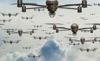 Конструкторы российской армии разрабатывают «рой» дронов-убийц