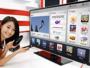 Обновление прошивки умных (Smart) телевизоров LG до старой версии