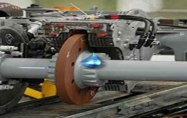Вихретоковый тормоз - вариант дисковой системы