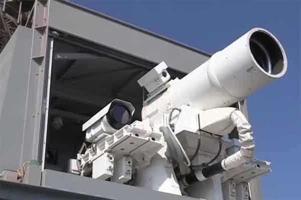 Боевой лазер высокой мощности разрабатывается для армии США