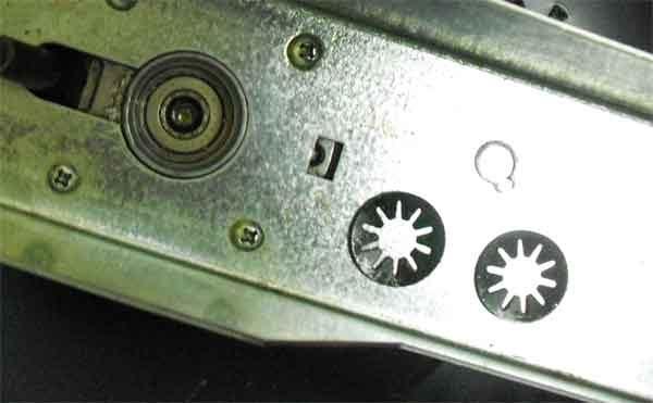 Канальный вентилятор: детали подшипникового узла