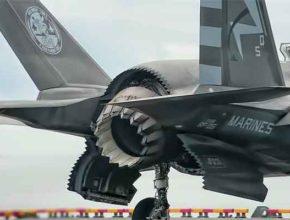 Американский самолёт истребитель «F-35» побеждает одним только шумом